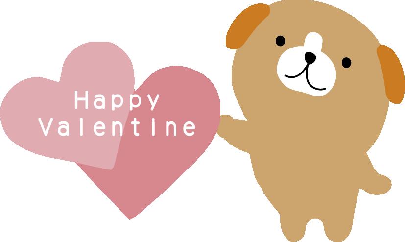 バレンタインのイラスト 無料イラスト素材 2