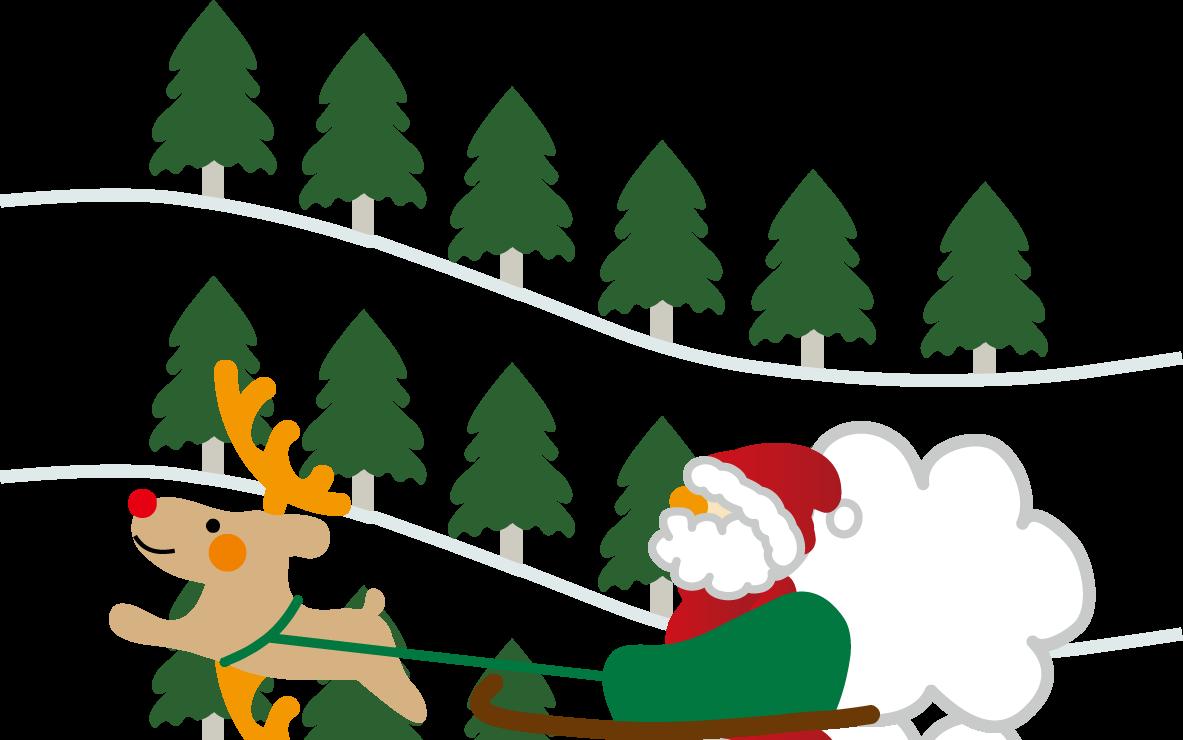 無料イラスト/クリスマスのイラスト/無料素材2